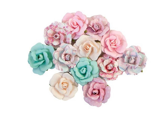 Prima - With Love Collection - Flower Embellishments - Lovely Bouquet