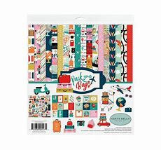 Pack your bags Collection Kit- Carta Bella