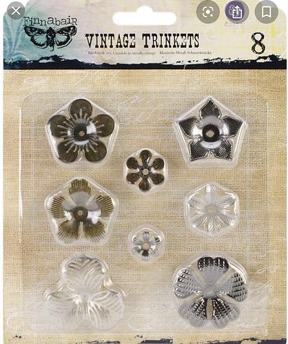 Vintage Trinkets flower