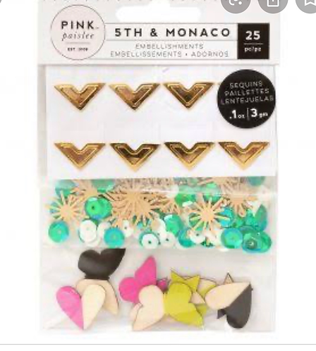 5th & Monaco Embelishment pack