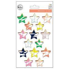 Stitched Stars by Pink Fresh