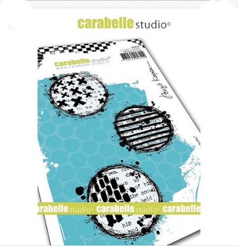 Textured Circles Stamp