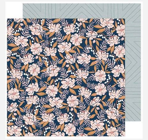 Flutter 12x12 paper- Fresh Bouquet
