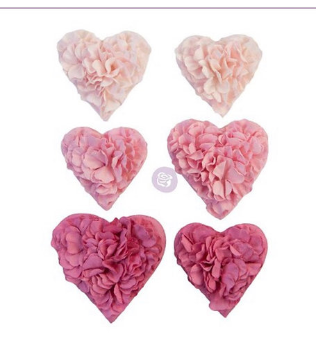 Prima flowers-With love collection-Hearts