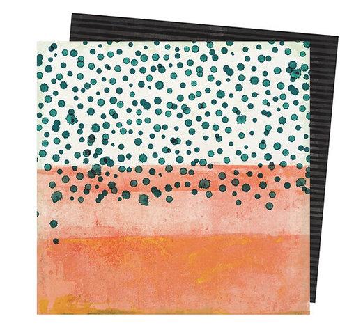 Free Spirit- Storyteller Vicki Boutin 12x12 patterned paper