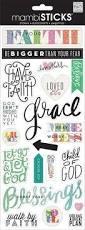 Mambi Stickers-Faith