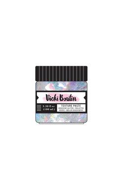 Texture Paste ~Iridescent Glitter- Vicki Boutin