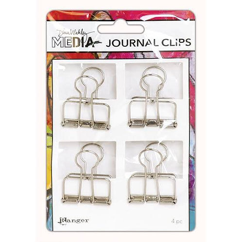 Journal Clips- Dina Wakley