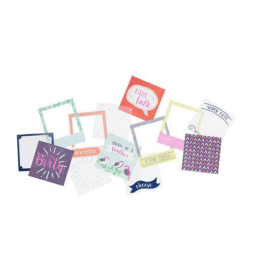 Flower Girl Cards & Frame kit