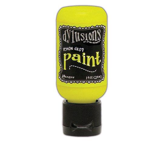 Dylusions Paint- Lemon Drop