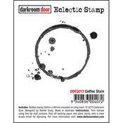 Coffee Stain stamp-Eclectic by Darkroom door