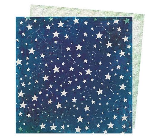 Stardust - Storyteller Vicki Boutin 12x12 patterned paper
