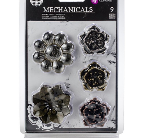 Flowers Mechanicals -Finnabair