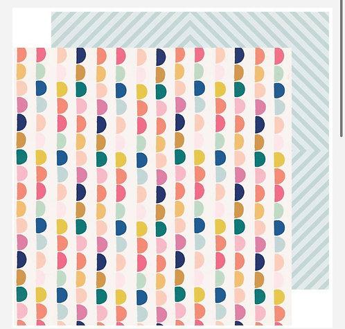 12x12 Sprinkles Paper- Sweet Story