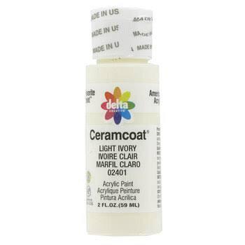 Light Ivory Ceramcoat Paint