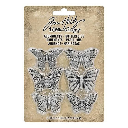Metal Butterflies- Tim Holtz
