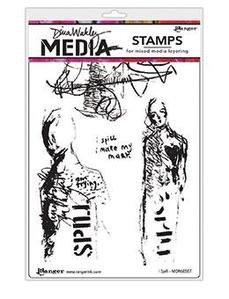 I spill stamp