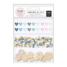 Indigo & Ivy Embelishment pack