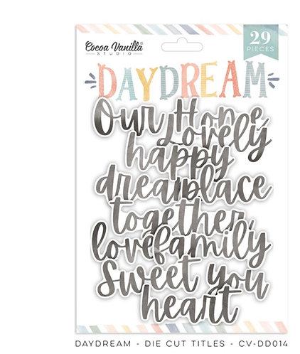 Daydream Tittles  Pack