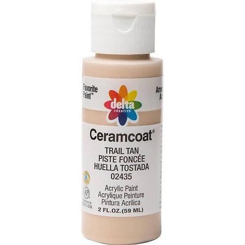 Trail Tan Ceramcoat Paint