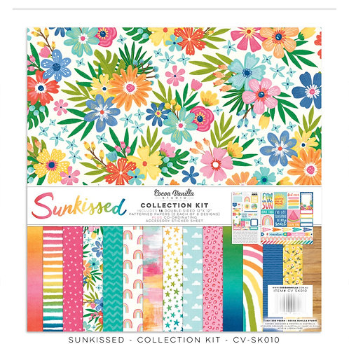 Sunkissed 12x12  Collection Kit