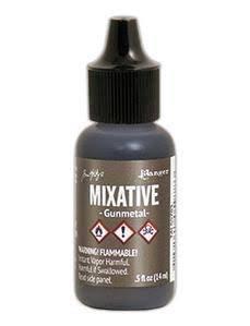 Mixative- Gunmetal
