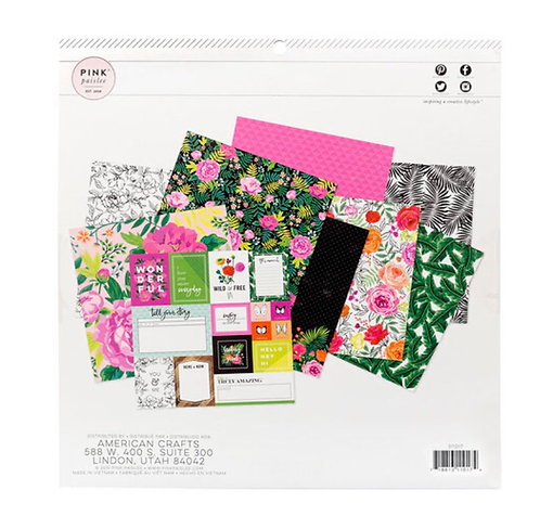 5th & Monaco 12x12  patterned paper pad