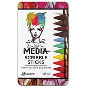 Dina Wakley Media Scribble sticks-1