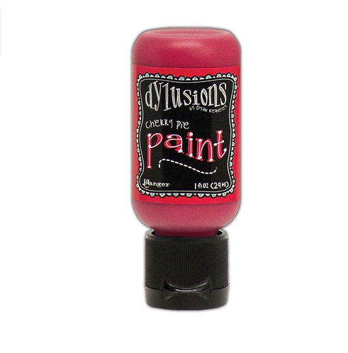 Dylusions Paint- Cherry Pie
