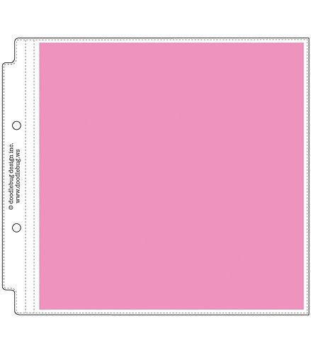 8x8 page protectors -storybook album