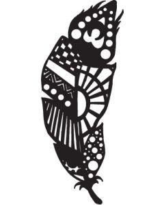UmWow Tangled Feather Mask