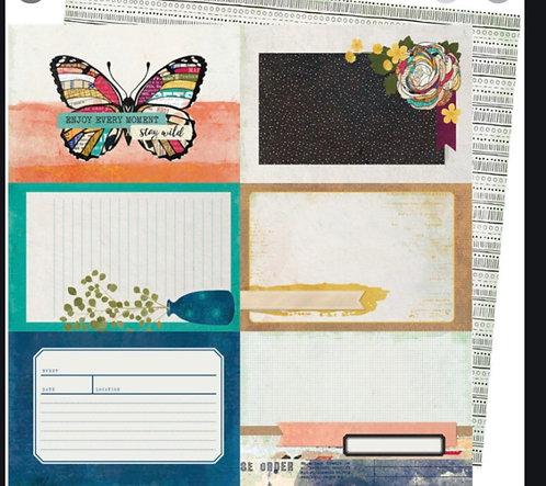 Rendering- Storyteller Vicki Boutin 12x12 patterned paper