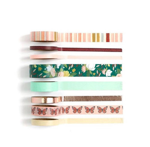 Willow washi tape pack