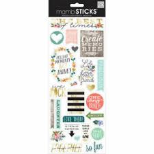 Mambi Stickers- The Best of Times