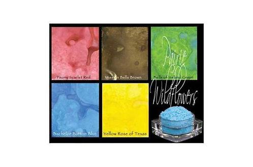 Lindys Magicals Shimmer Powders -Prairie Wildflower