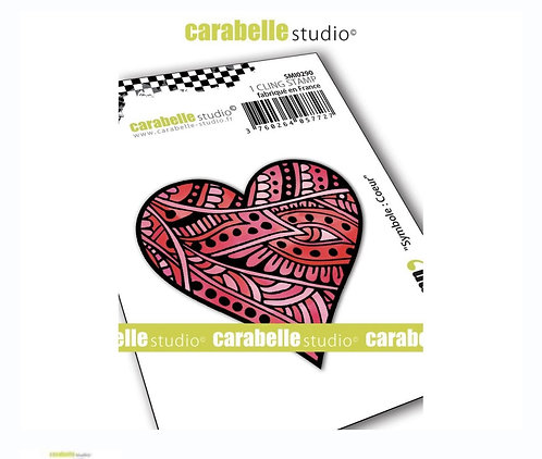 Symbole Coeur -small heart Stamp