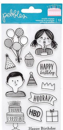 Happy Cake Day stamp