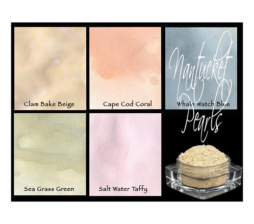 Lindys Magicals Shimmer Powders -Nantucket Pearls
