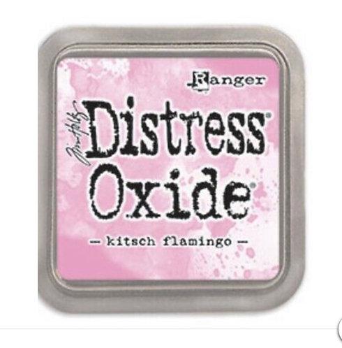 Ranger Distress Oxide Ink-Kitsch Flamingo