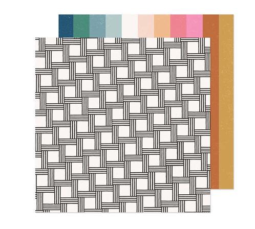 Marigold 12x12 Dream Big Crate Paper