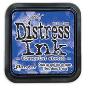 Ranger Distress Ink- Blueprint Sketch