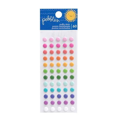 Sun & Fun Puffy dots