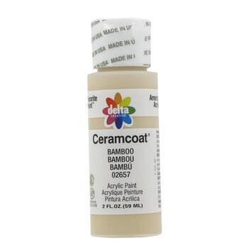 Bamboo Ceramcoat Paint