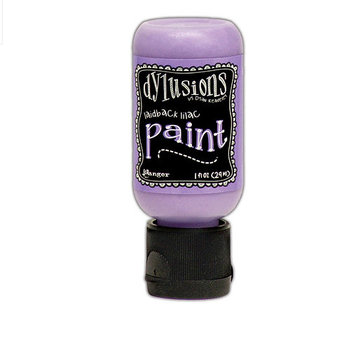 Dylusions Paint- Laidback Lilac
