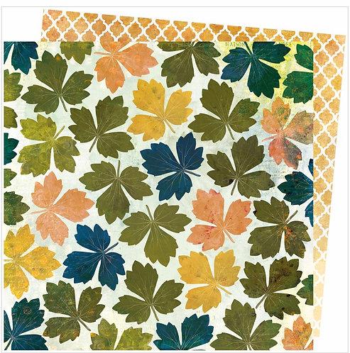 Medley- Storyteller Vicki Boutin 12x12 patterned paper