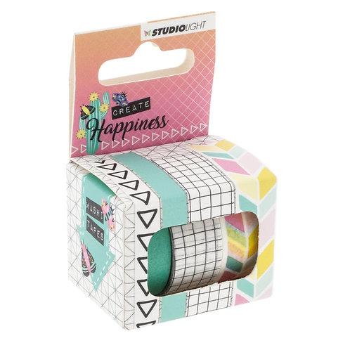 Create Happiness Washi Tape 2-Studio Light