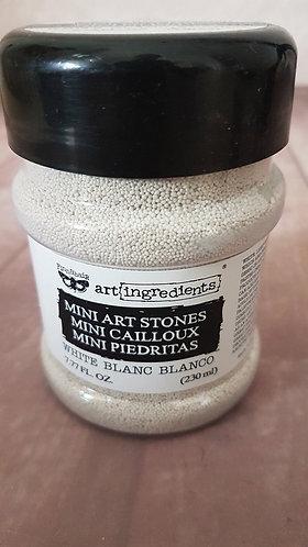 Art Stones-mini-white