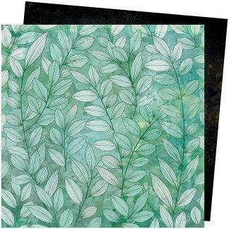 Greenery -Wildflower and Honey Paper