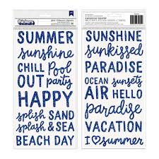 Splash oh summertime thickers-by American Craft