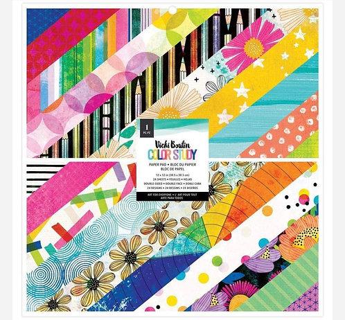 Color Study-12x12 Paper Pad